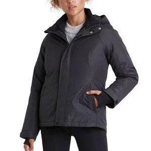 NEW All in Motion Medium 3 in 1 Coat Jacket Gray